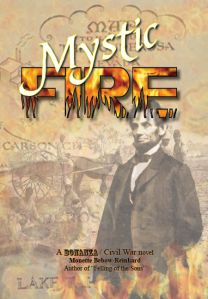 Mystic Fire Front Cover
